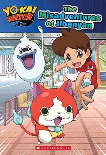 The Misadventures of Jibanyan (Yo-Kai Watch: Chapter Book) por Kate Howard