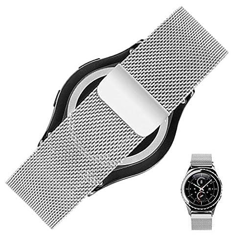 rerii 20mm Bracelet de Montre classique pour Samsung Galaxy Gear
