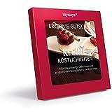 mydays GmbH Erlebnisgutschein Kleine Köstlichkeiten Geschenkidee für 2 Personen Gutschein, Rot, One size