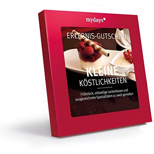 Preisvergleich Produktbild mydays Magic Box: Kleine Köstlichkeiten - Erlebnis-Gutschein - Das perfekte Muttertagsgeschenk!