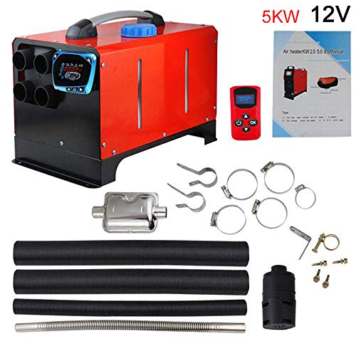 Calefactor diésel de 5 kW