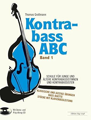 Kontrabass ABC Vol 1