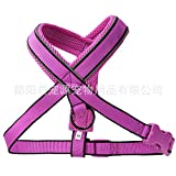 Y-Form-Hundeweste-Bügel mit reflektierenden Streifen Gürtel Brust Kragen Walking Training führt Kleidung fgyhty