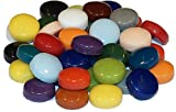 Forum Traiani Glassteine Mosaik Fantasy Glas bunt mix D=12; 1kg