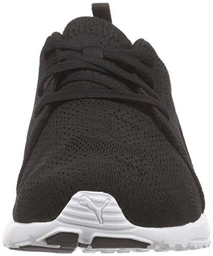 Puma Carson Runner Camo Mesh EEA, Chaussures de course mixte adulte Noir (Black/White 05)