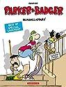 Parker & Badger, H.S. tome 2 : Blagues appart' par Cuadrado