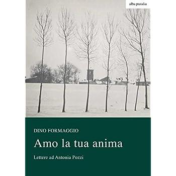 Amo La Tua Anima. Lettere Ad Antonia Pozzi-Altre Lettere A Dino Di Antonia Pozzi