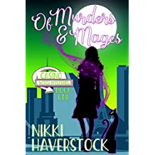 Of Murders and Mages: Casino Witch Mysteries 1 (English Edition)