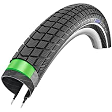 Schwalbe Unisex's Big Ben Plus GreenGuard Tyre, Black, 24 x 2.15