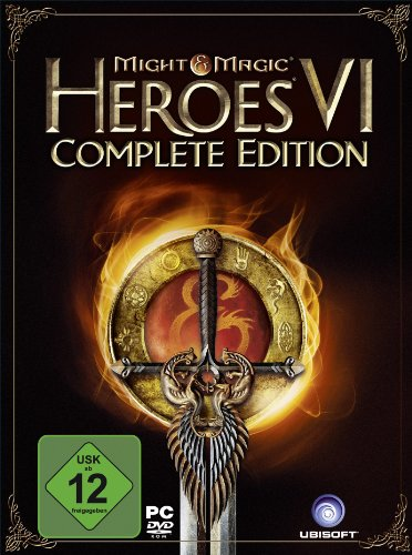 Preisvergleich Produktbild Might & Magic: Heroes VI - Complete Edition