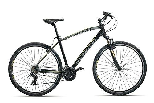 "Preisvergleich Produktbild Montana Bike Crossbike 28"" X-CROSS G950 Man 21-Gang RH 54cm"