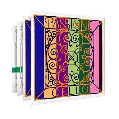 Pirastro 339020 Cello Student Set (Passione-Chromcor) medium