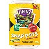 Heinz Mutant Ninja Turtles Snap Pots 2 x 190g