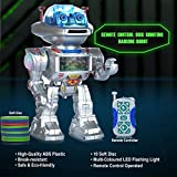 #3: Remote Control Disc Shooting Dancing Robot