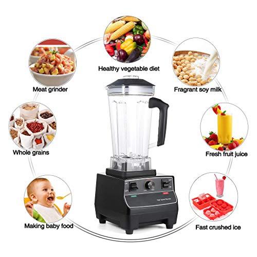 Zoom IMG-1 frullatore cucina smoothie da tavolo