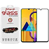 Samsung Galaxy M31 5D Full Screen Protector Black Frame - By Dl3 Mobailk