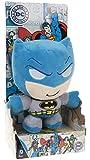 DC COMICS - Peluche con scatola carattere 'Batman' del film, disegni e fumetti 'BATMAN' (18cm) - Qualità super soft