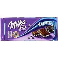 Milka Chocolate con Galletas Oreo - 100 g