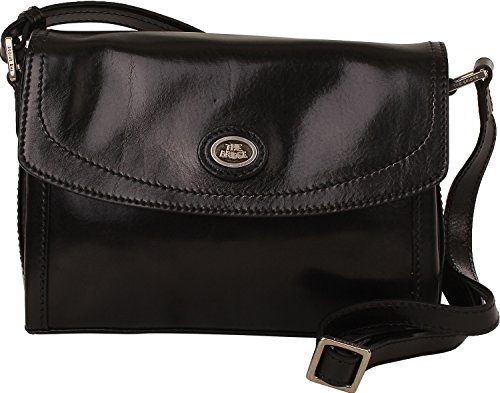 The Bridge Story Donna borsa a tracolla pelle 26 cm Nero