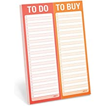 Knock Knock Perf Pad: To Do/To Buy