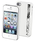 cellularline Momo Design Cover in Fibra di Carbonio di Alta qualità per iPhone
