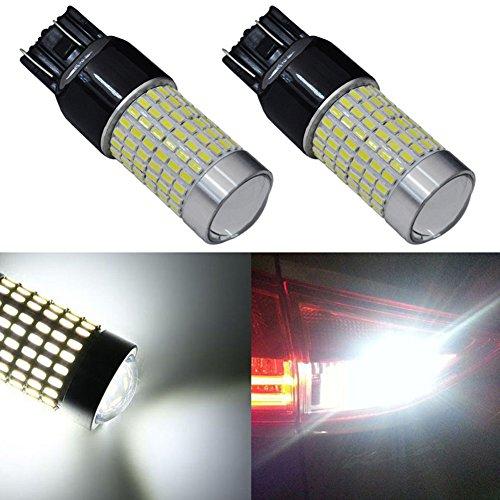 TABEN 1000Lumen 3014chipset 144-ex Extrmely Bright 1156BA15s 75061141lampadine LED proiettore lenti backup segnale coda luce freno bianca 12–24V (pezzi)