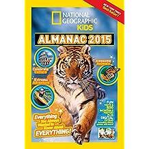 National Geographic Kids Almanac 2015, International Edition