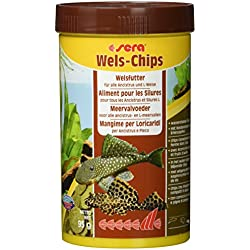 Sera Catfish-Chips, 250 ml