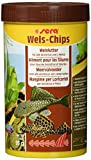 sera 00511 Wels-Chips 250 ml - Die Chips für raspelnde Welse (z.B. Ancistrus und L-Welse)