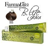 B-Life Color 7.0 sans Amoniac - Farmavita (100ml)