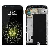 LCD Display Touchscreen Ersatz Bildschirm mit Rahmen für LG G5 H820 H831 H840 H850 VS987 LS992 Schwarz