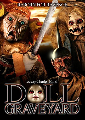 Doll Graveyard Ultimate Collector's Edition DVD (Doll Graveyard)