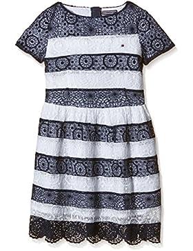 Tommy Hilfiger Mädchen Kleid Dallas Stripe Dress S/S