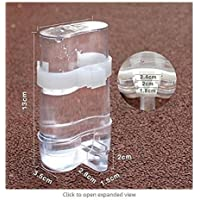 Estes.el Birds - Dispensador de Agua automático de Semillas para Loro, para pájaros