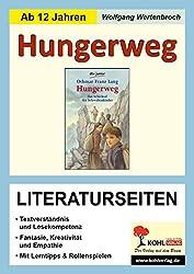 Hungerweg - Literaturseiten