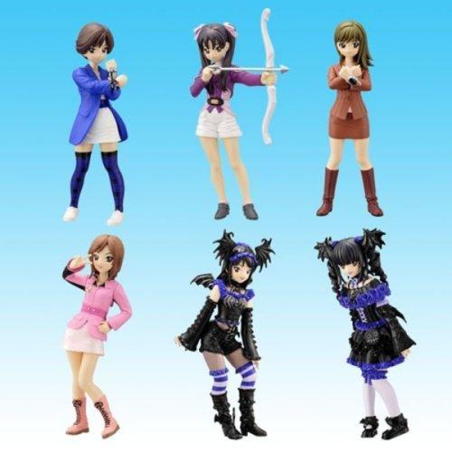Power Ranger Girls in Uniform vol.4 Box (Ranger Uniform Power)