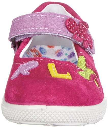 Ricosta FIE(M) 8122400 Mädchen Ballerinas Pink (POP 325)