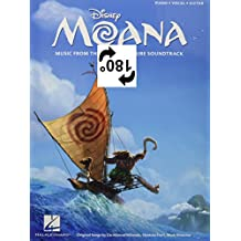 Moana: Music from the Motion Picture Soundtrack: Piano-Vocal-Guitar