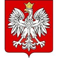 Nationalitätenkennzeichen Poland Polen Aufkleber Autoaufkleber Auto