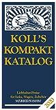 Koll's Kompaktkatalog Märklin 00/H0 2020: Liebhaberpreise für Loks, Wagen, Zubehör - Joachim Koll