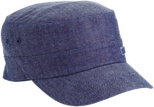 Kangol Unisex Cap, Gr. Small (Herstellergröße: S/M), Blau (Indigo) Preisvergleich