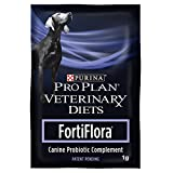 PURINA PRO PLAN VETERINARY DIETS FortiFlora Canine Probiotic Complement Sachet, 30 x 1 g