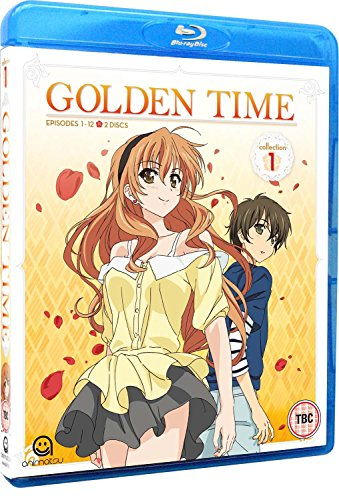 Golden Collection (Golden Time Collection 1 (Episodes 1-12) [Blu-ray] [UK Import])
