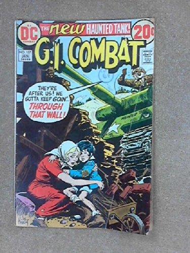 GI. Combat - The New Haunted Tank No: 157