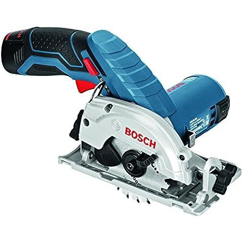 Bosch GKS 10,8 V-LI Professional - Tecnología De Litio: Gama 10,8 V