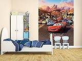 1Wall W2PL-CARS-001 Disney Cars Wall Mural/Fototapete