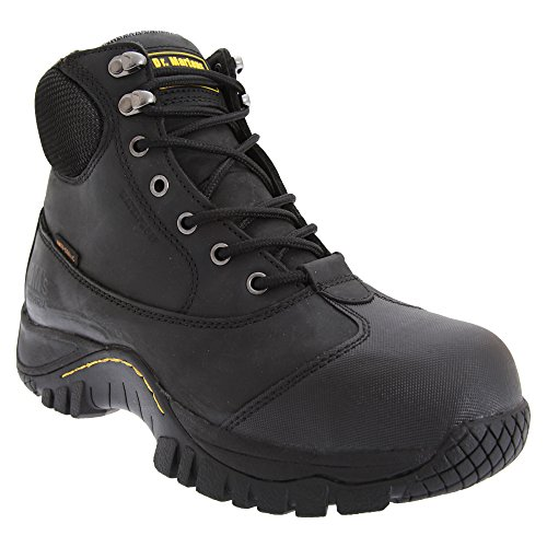 Chaussures de sécurité Dr Martens FS206 pour femme Noir