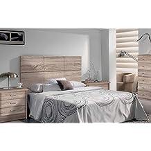 suenoszzz cabecero dulcinea en madera color cambrian camas y