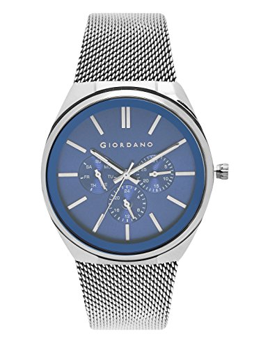 Giordano Multifunction Blue Dial Men's Watch- 1841-11 image