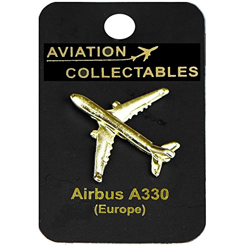 aci-collectables-airbus-a330-gold-pin-badge